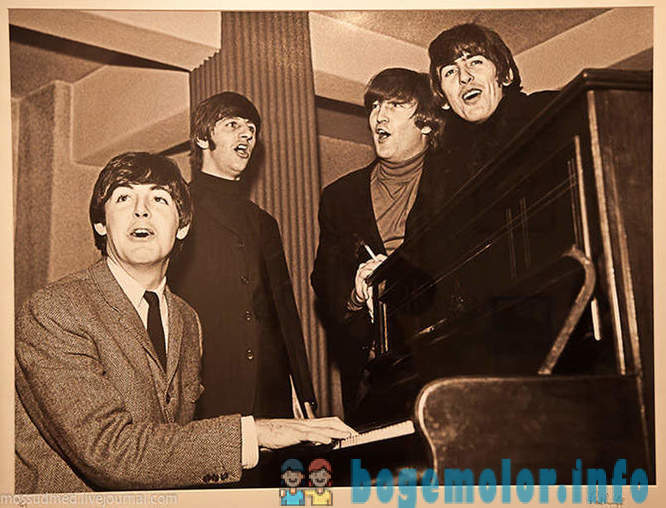 The Beatles Story u Liverpoolu povijesti