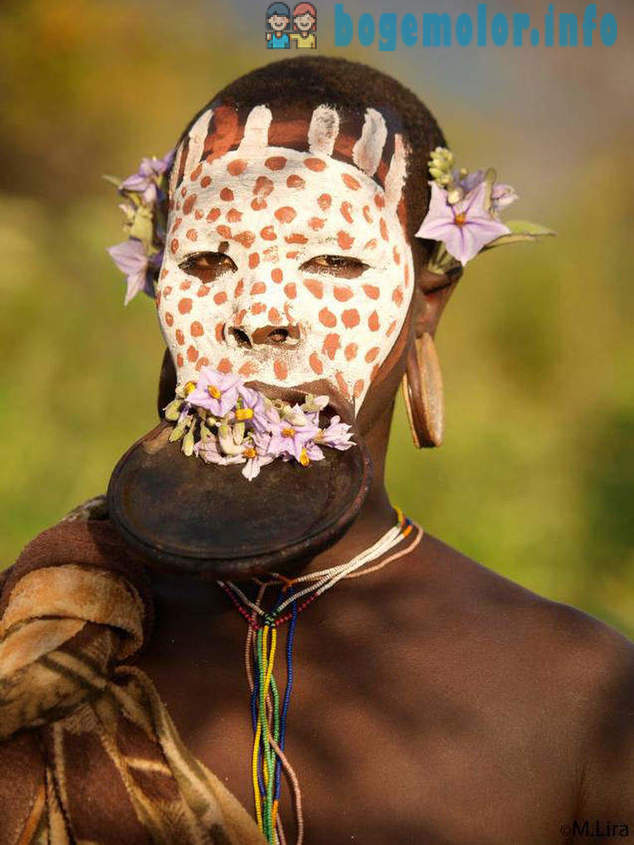 Plemena Omo Valley